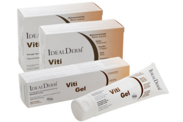 idealderm Viti Gel and Capsules